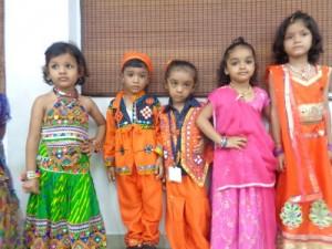 Garba Preschool -1st