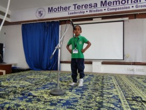 Hindi Poem Recitation