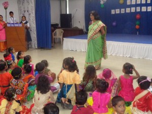 Janmashtmi Celebration - Preschool