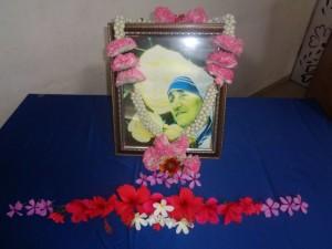 Mother Teresaday celebration