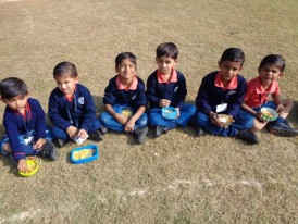 Tearing And Pasting Activity by Pre School