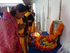Vasant Panchami Puja