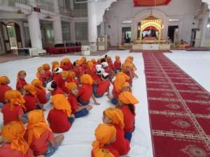 Visit Gurudwara