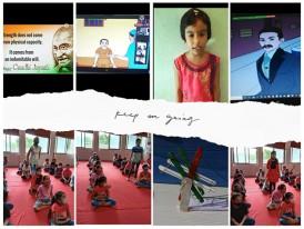 Gandhi Jayanti celebration